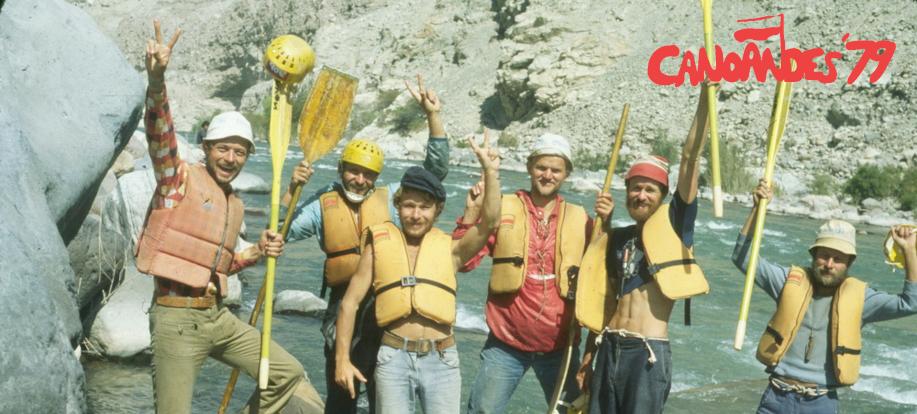 40-lecie spłynięcia kanionu Colci