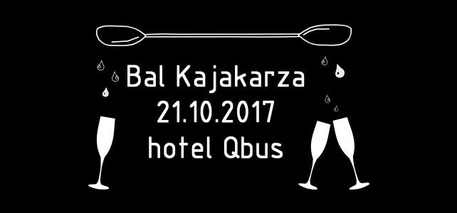Bal Kajakarza – 21 październik 2017